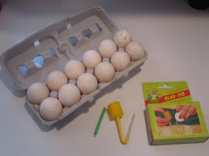 Egg Blowing Supplies